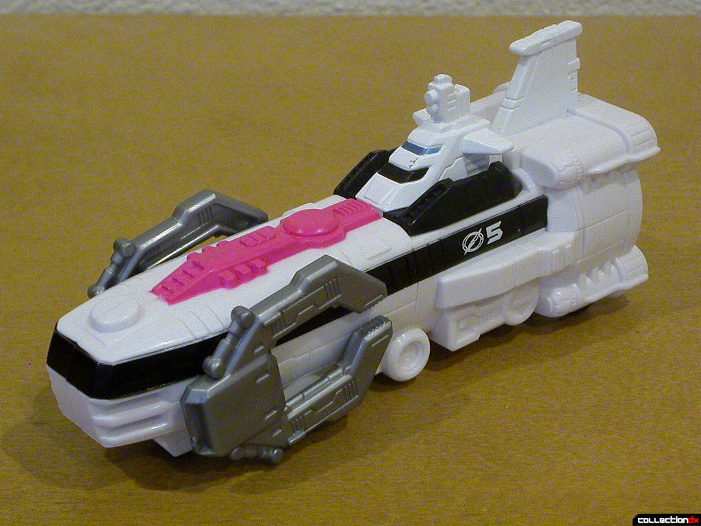 Sub Driver Zord (front)