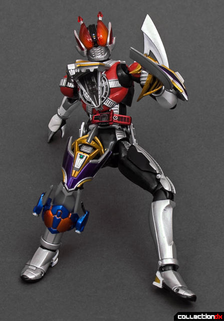 Masked Rider Den-O Climax Form | CollectionDX