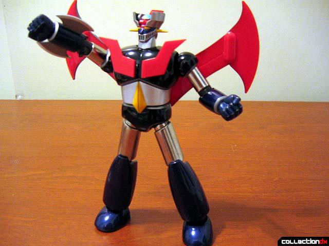 GX-01R Mazinger Z Renewal Version