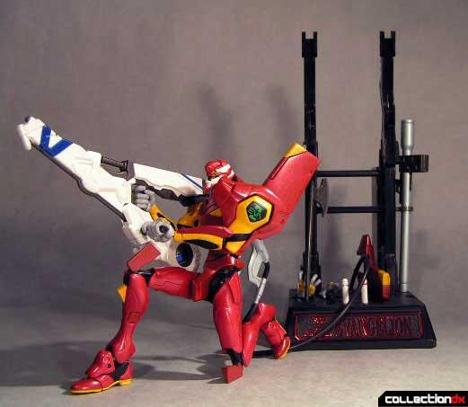 GX-15 Evangelion 02 Production Model