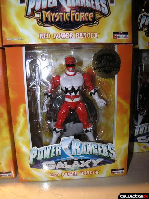 Power Rangers 15th Anniversary Galaxy