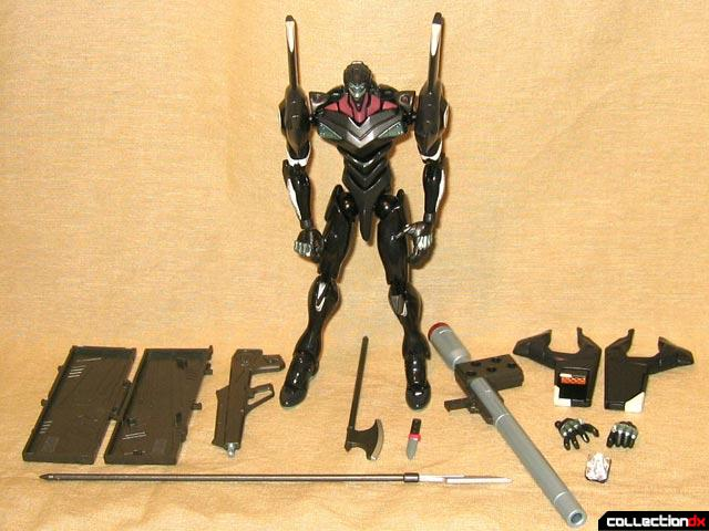 GX-21 Evangelion 03 Production Model
