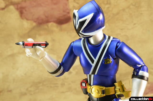 Power Rangers Super Samurai Metallic Coating Deluxe Action Figure
