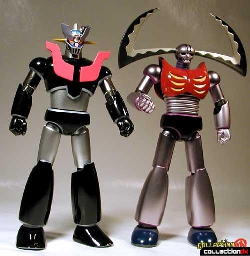 GX-25 Garada K7 and Mazinger Z