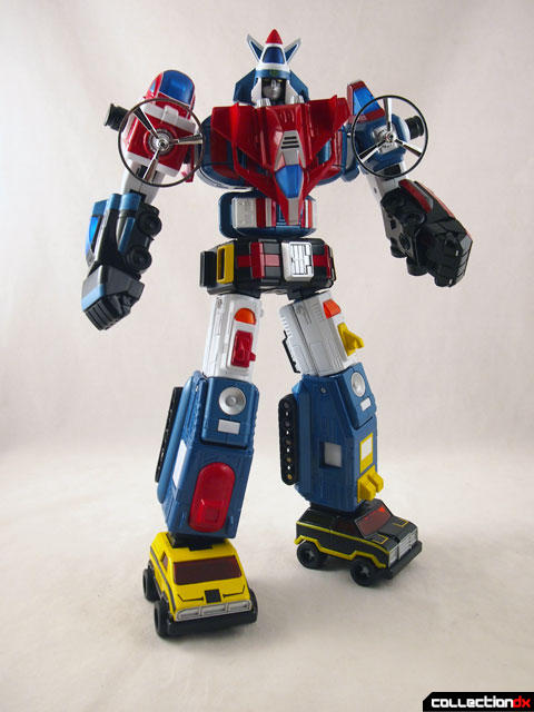 Vehicle Voltron Collectiondx