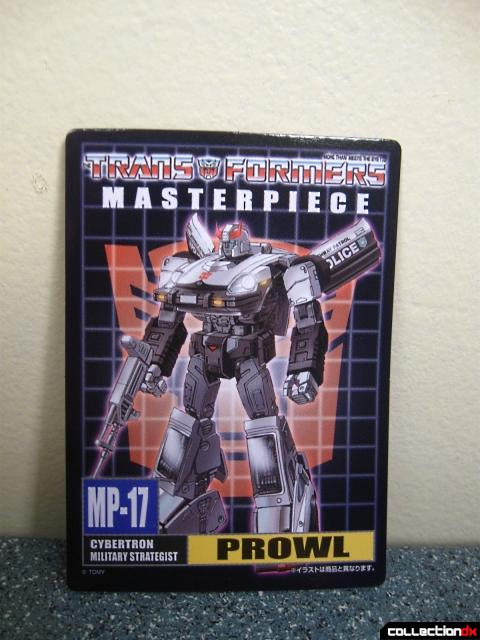 masterpiece prowl 46