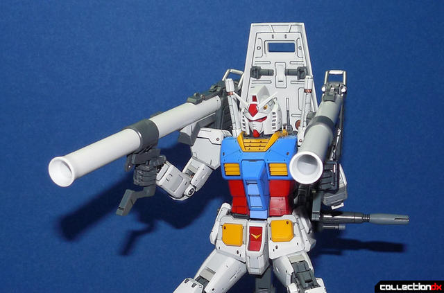 Gundam For The Barrel: RX-78-2 Gundam -Version 3.0