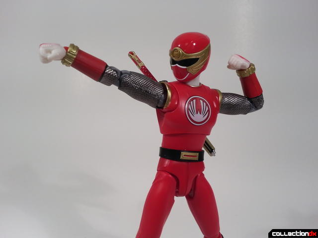 Red Wind Ranger 06