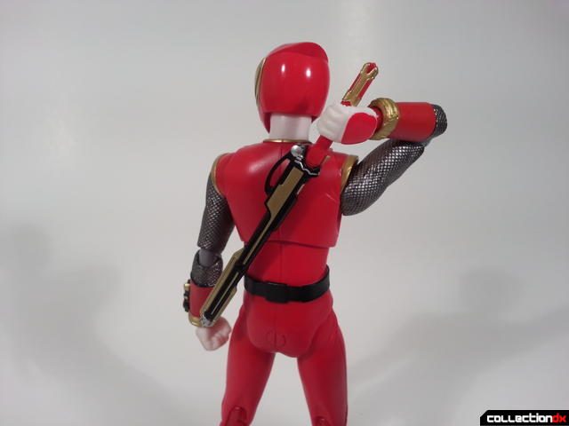 Red Wind Ranger 10
