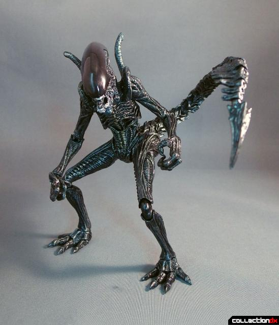 monsterarts alien warrior 1