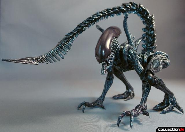 monsterarts alien warrior 4