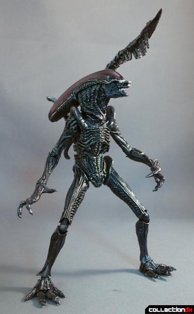 monsterarts alien warrior 5