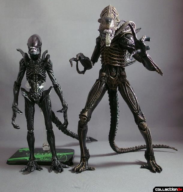 monsterarts alien warrior 13