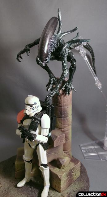 monsterarts alien warrior 16