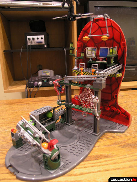 Green Goblin's Secret Lab
