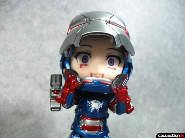nendoroid iron patriot 7