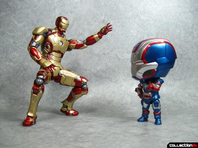 nendoroid iron patriot 24