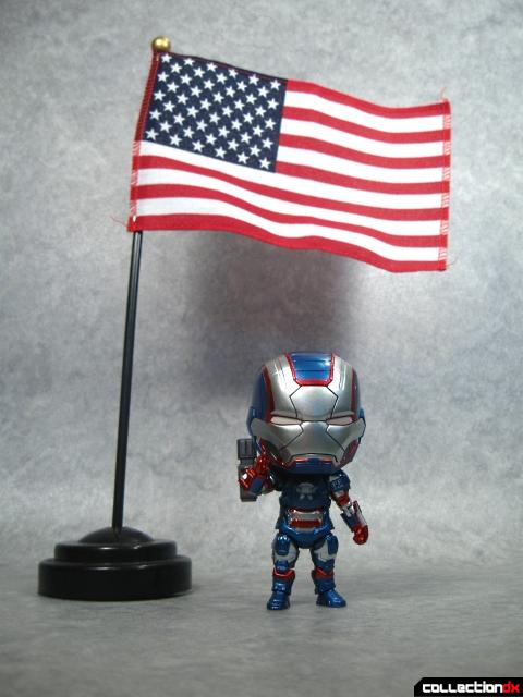 nendoroid iron patriot 25
