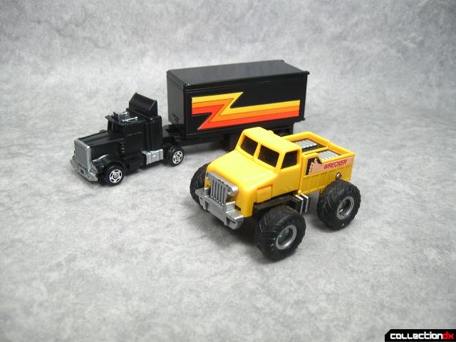 zybots tractor trailer 10