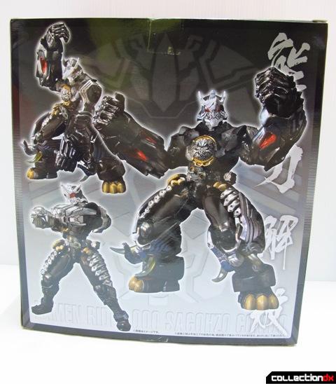 Kamen Rider OOO Sagohzo Combo | CollectionDX