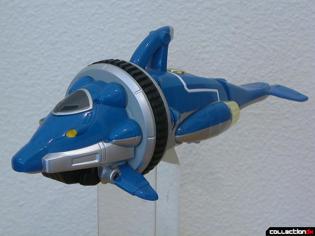 Shinobi Machine Hurricane Dolphin (front)