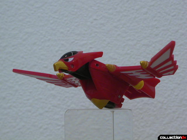Shinobi Machine Hurricane Hawk (front)