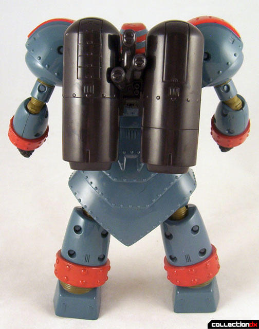 Giant Robo (Missile Version)