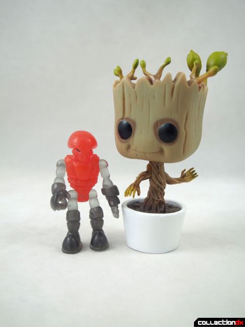 Funko Pop Marvel Guardians of the Galaxy Dancing Groot Plant 65