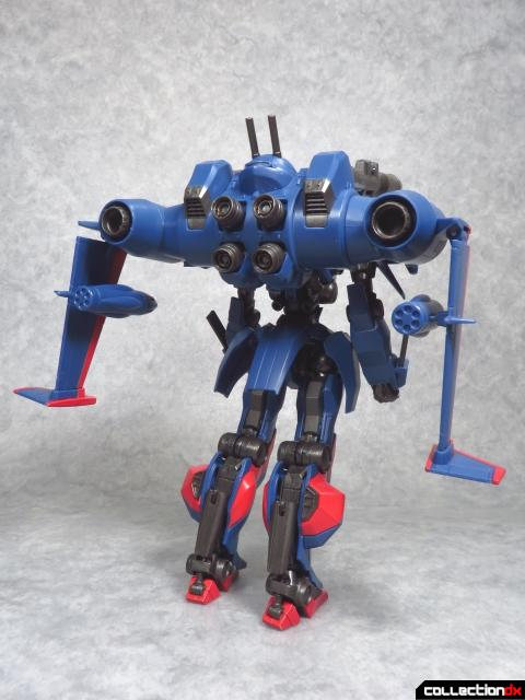 damashii d-2 custom 18