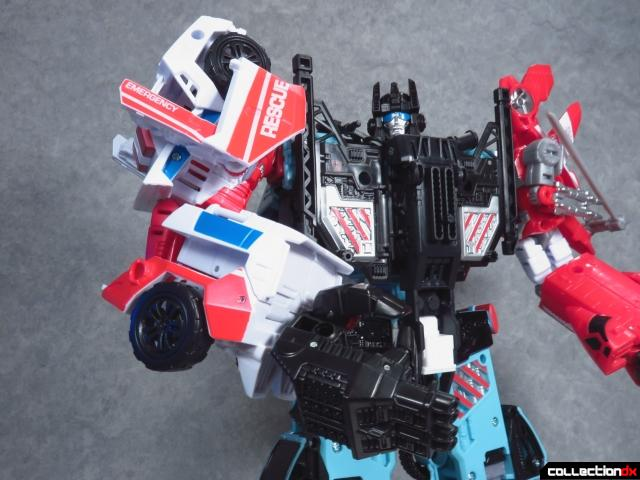 combiner first aid 15