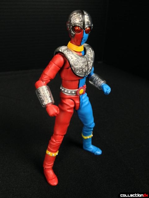 Kikaider 01 neutral pose