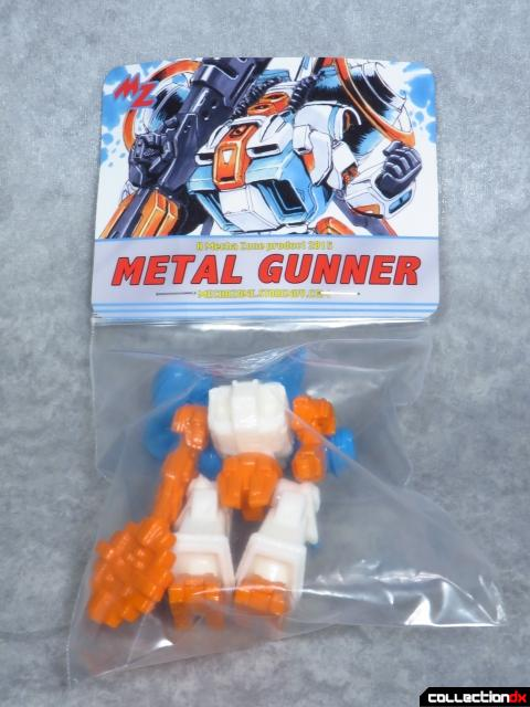 mecha zone metal gunner 24