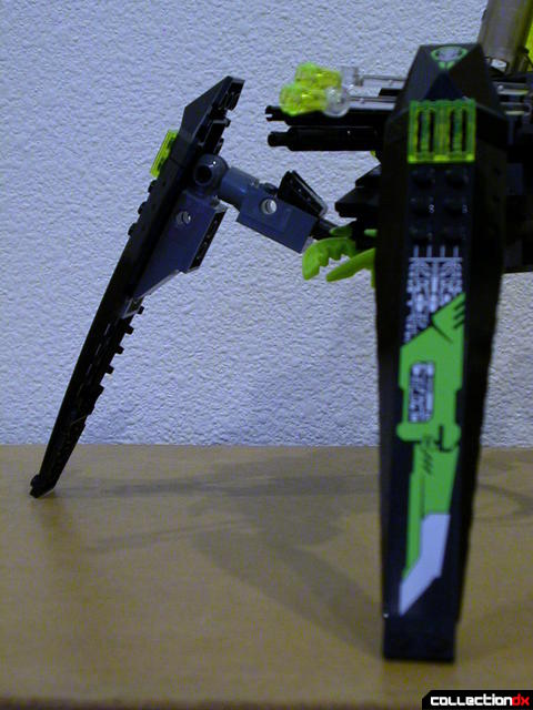 Shadow Crawler (front legs detail)