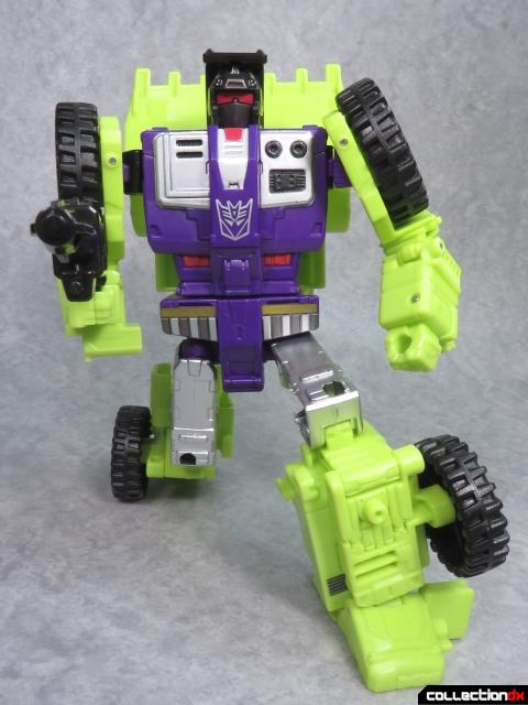 unite warriors devastator 3