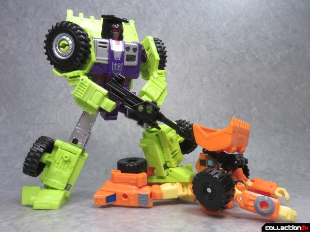 unite warriors devastator 8