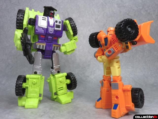 unite warriors devastator 9