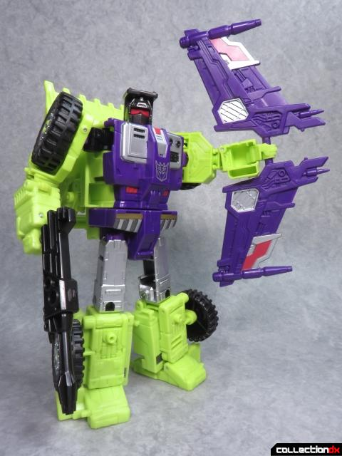 unite warriors devastator 11