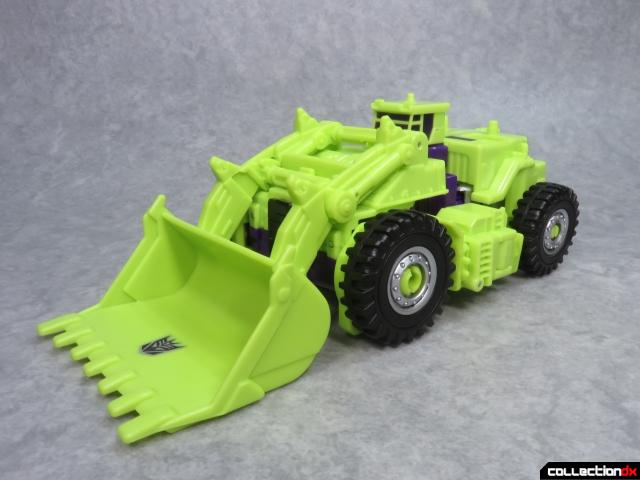 unite warriors devastator 12