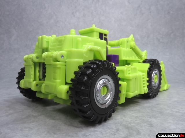 unite warriors devastator 13