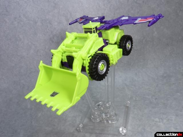unite warriors devastator 15