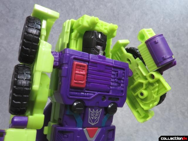 unite warriors devastator 21