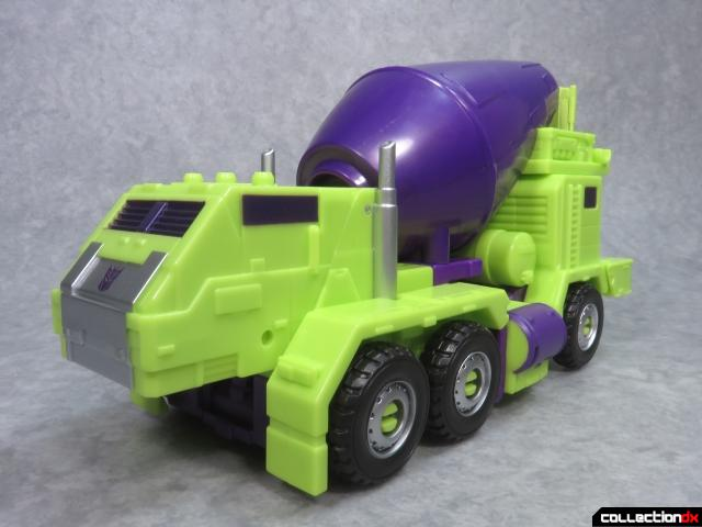 unite warriors devastator 25
