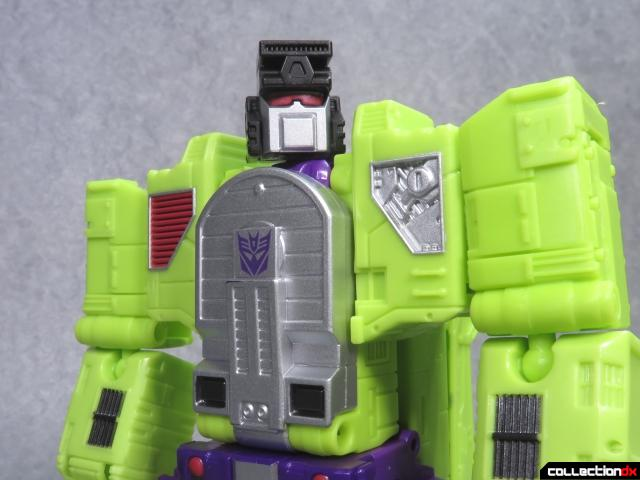 unite warriors devastator 30