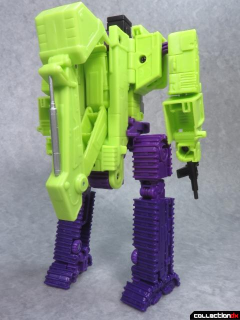 unite warriors devastator 32