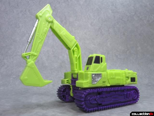 unite warriors devastator 33
