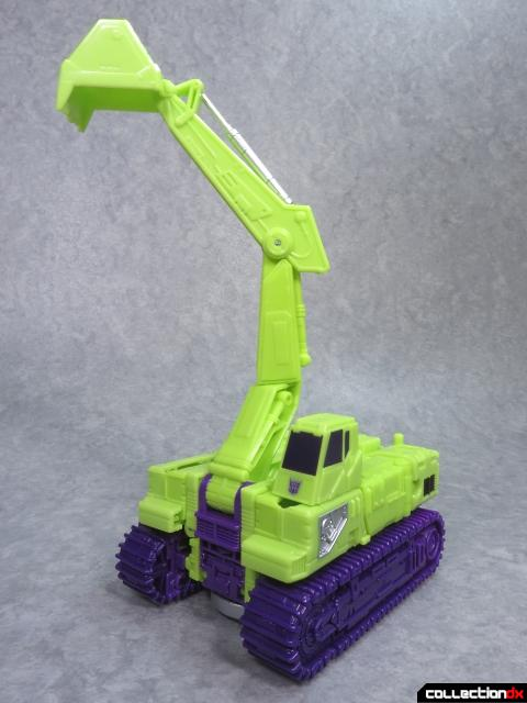 unite warriors devastator 34