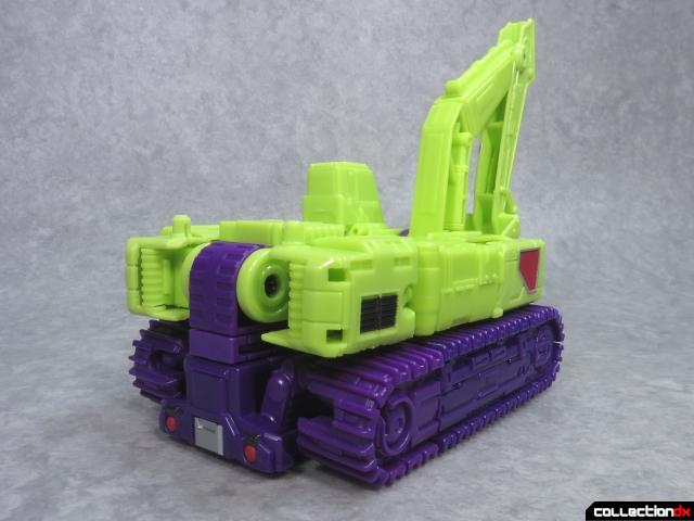 unite warriors devastator 35