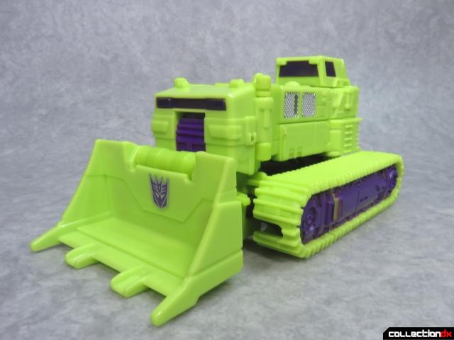 unite warriors devastator 40