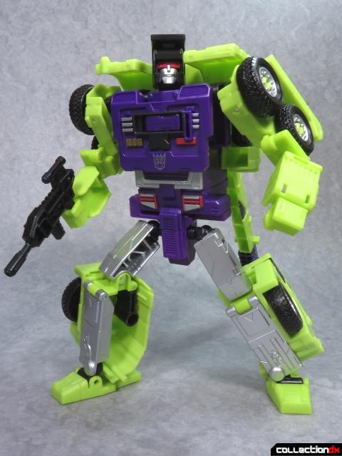 unite warriors devastator 45