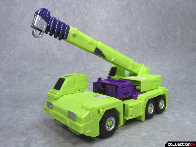 unite warriors devastator 50